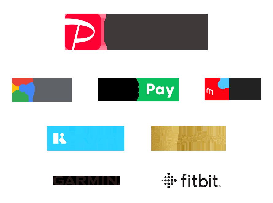 PayPay、Google Pay、LINE Pay、メルペイ、Kyash、pring